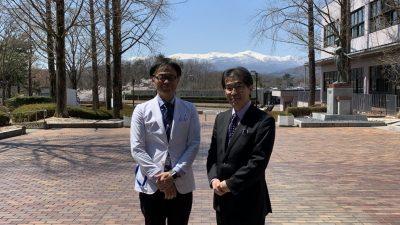 福島県立医科大学での講義